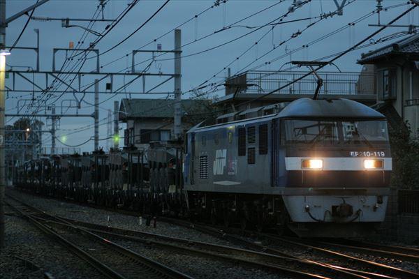 EF210-119+チキ6000 2013 10/23