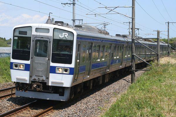 415系1500番台 K529編成