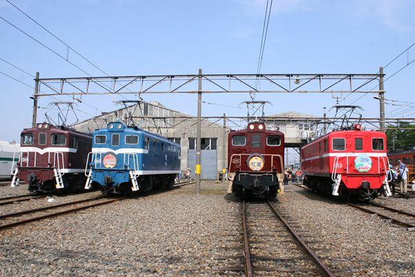 デキ505&デキ301&デキ201&デキ103