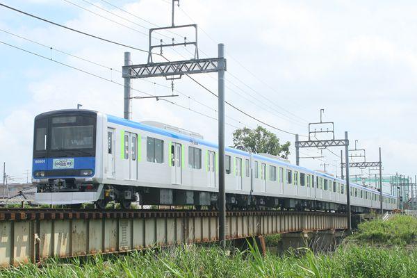 61601F営業初列車