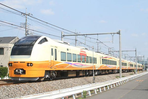 E653系 U101編成