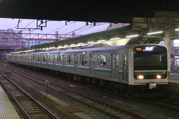 E501系 K753編成