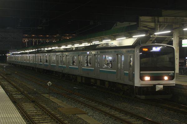 E501系 K754編成