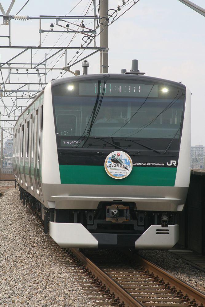 E233系 ハエ101編成