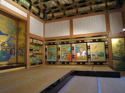 熊本城本丸御殿襖絵