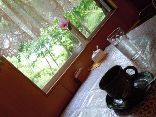 喫茶店「かくれんぼ」