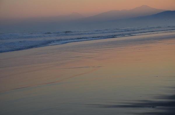 斜里の海岸