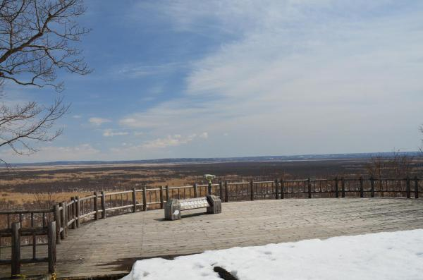 釧路湿原 サテライト展望台