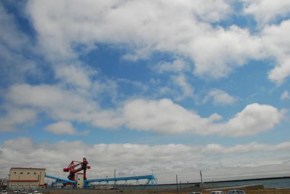 釧路 西港