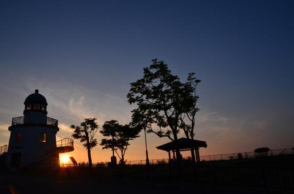 釧路市 米町公園