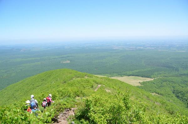 西別岳登山