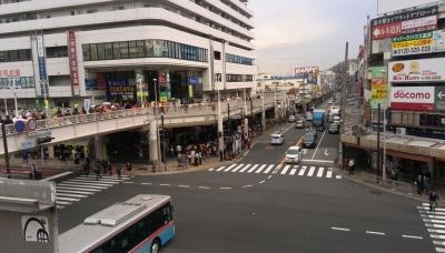 20131018_追浜駅前