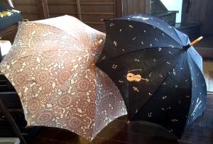 日傘 全体