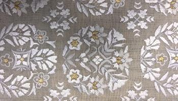 蘇州刺繍袋帯1 柄アップ