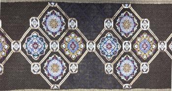 蘇州刺繍袋帯 柄アップ