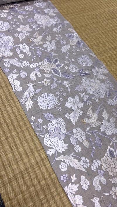 蘇州刺繍袋帯3