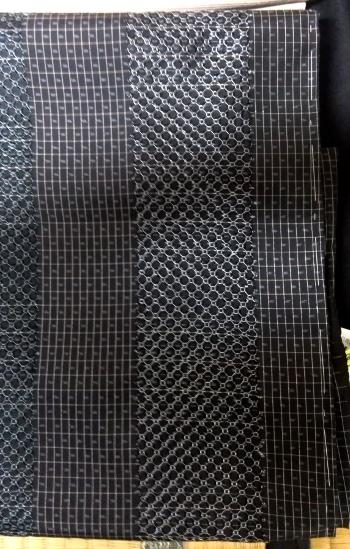 汕頭刺繍 黒アップ