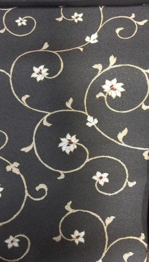 チャコールグレー袋帯2