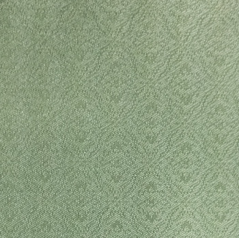 江戸小紋 緑アップ