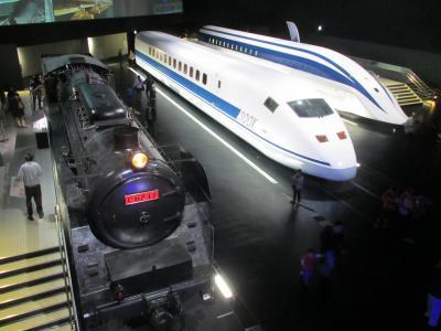 リニア・鉄道館1