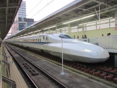 N700系新大阪
