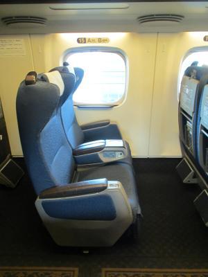 N700系7000番台グリーン席