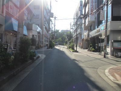 千里山駅前道路