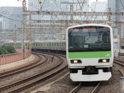 山手線(有楽町駅)