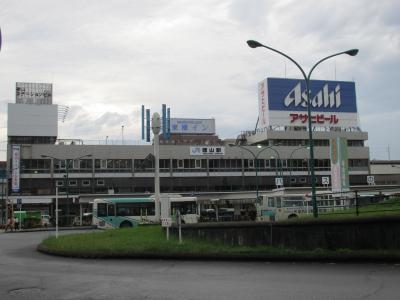徳山駅北口