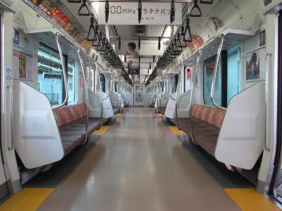 中央線E233車内
