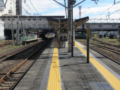 八王子駅ホーム
