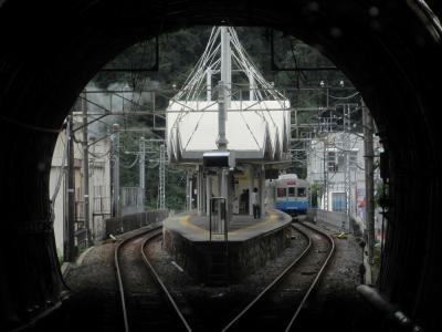 伊豆熱川駅付近
