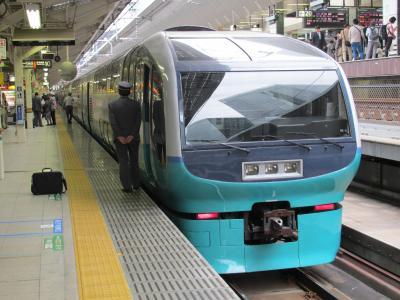 スーパービュー踊り子2号東京駅