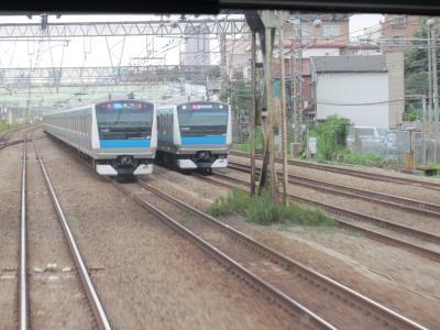 車窓2京浜東北線