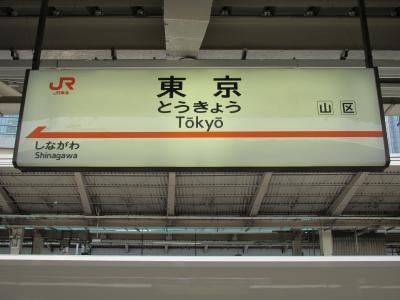 東京駅看板
