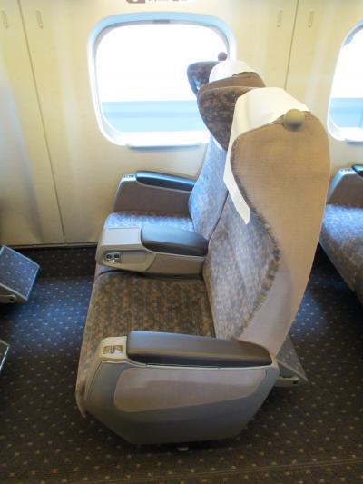 N700Aグリーン座席