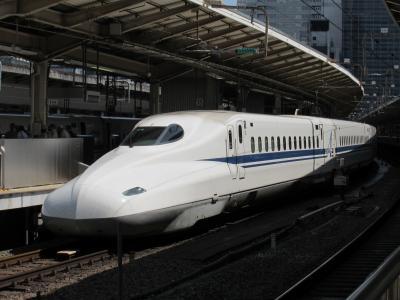 N700A東京駅