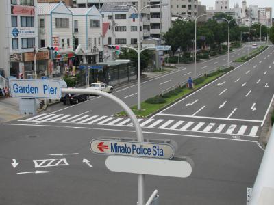 名古屋港駅真上