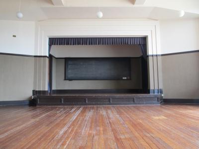 豊郷小学校の音楽室