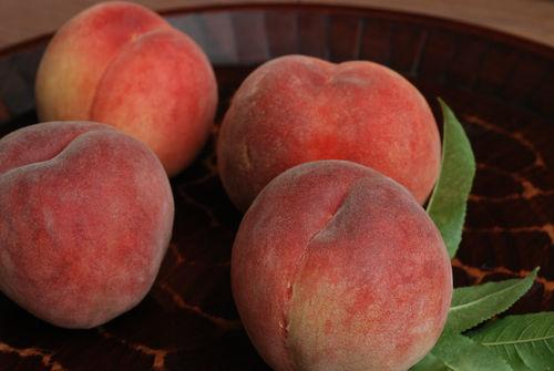 硬い桃と柔らかい桃8