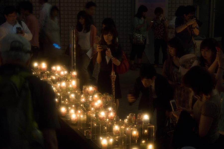 20130730_1000000人のキャンドルナイト@OSAKA CITY in 西梅田_8