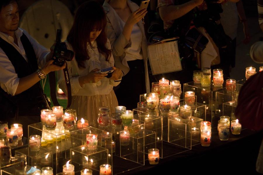 20130811_1000000人のキャンドルナイト@OSAKA CITY in 西梅田_1