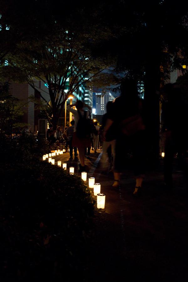 20130816-1_1000000人のキャンドルナイト@OSAKA CITY in 西梅田_5