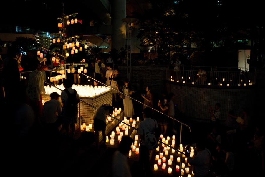 20130816-1_1000000人のキャンドルナイト@OSAKA CITY in 西梅田_2