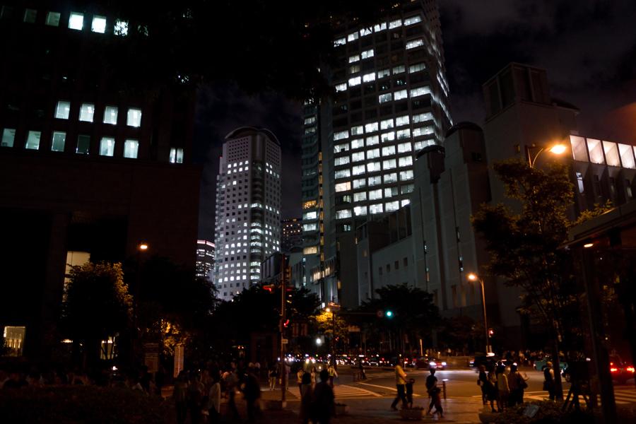 20130824-1_1000000人のキャンドルナイト@OSAKA CITY in 西梅田_1