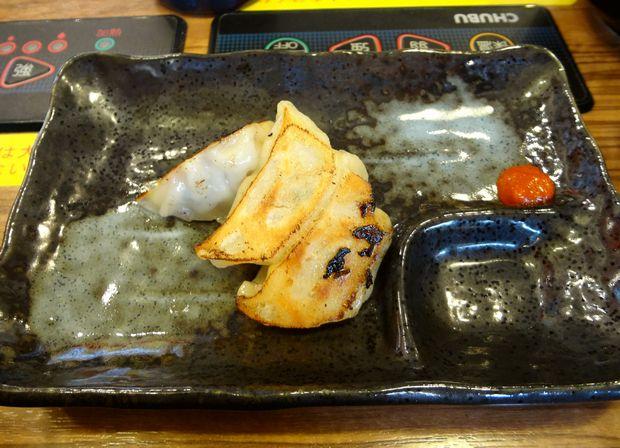 『博多一幸舎 慶史』餃子(3個)