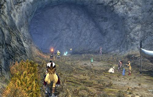 サスタシャ洞窟