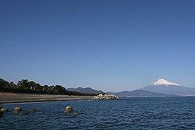 280px-Mt_Fuji_at_Mihonomatsubara美保の松原