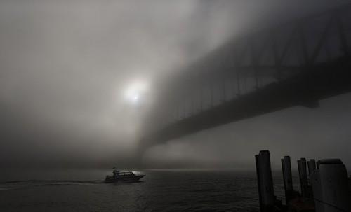 500xSydney thick fog ああ無情 アン・ルイス