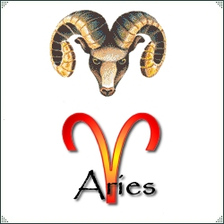 ariesAries - The Ram - Astrology - The White